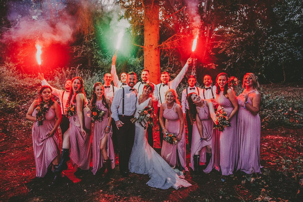 Recent Weddings and Events at Vanstone Park