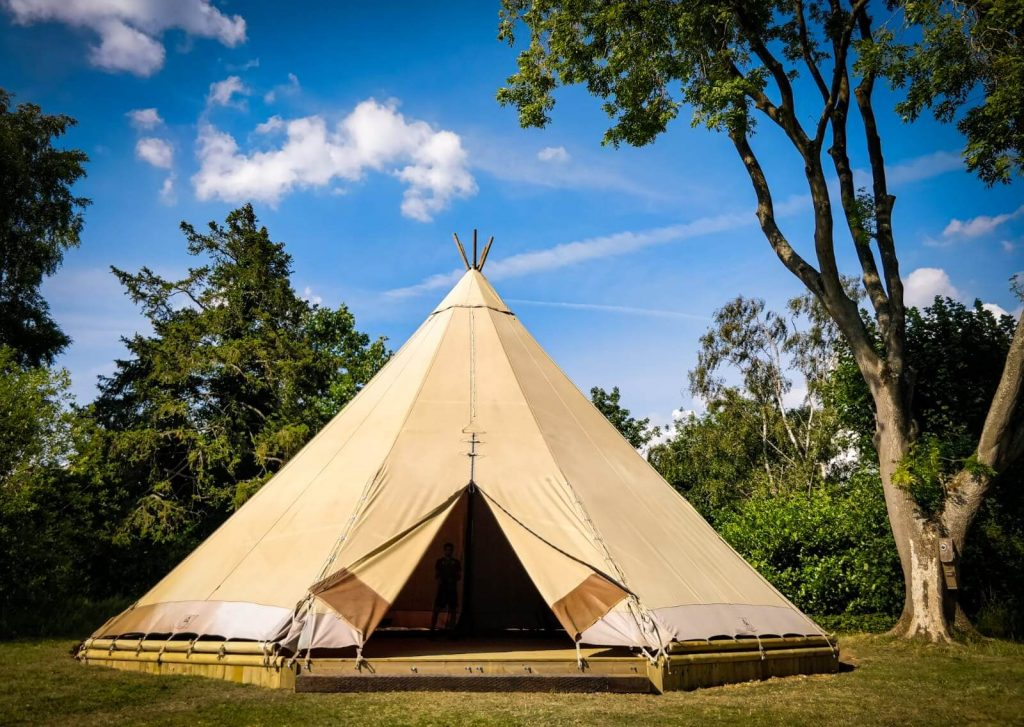 We're now offering Tipi Sales & Hard Flooring