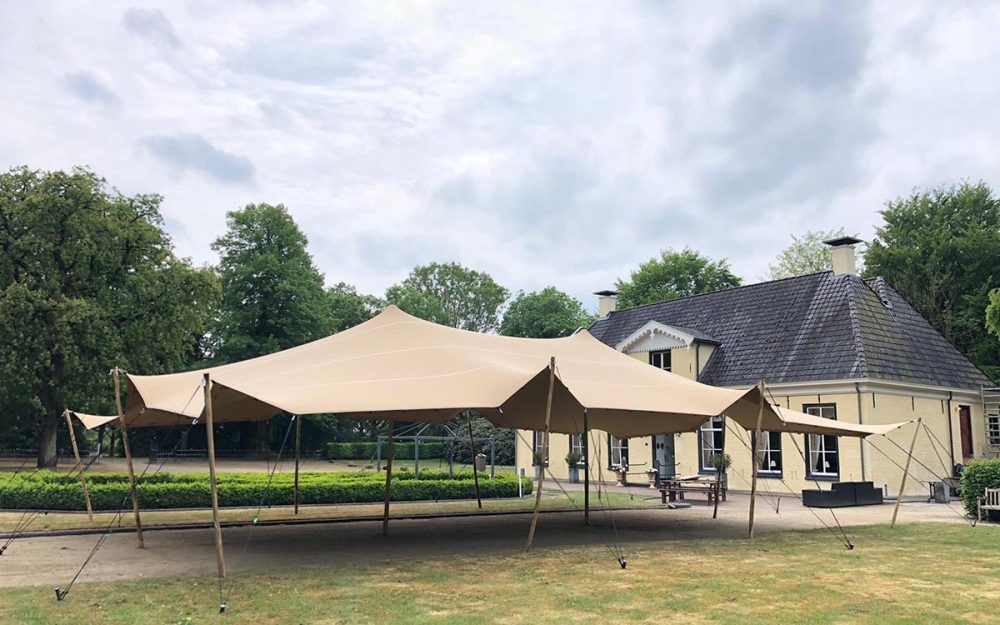 Stretch tent to rent for weddings and events